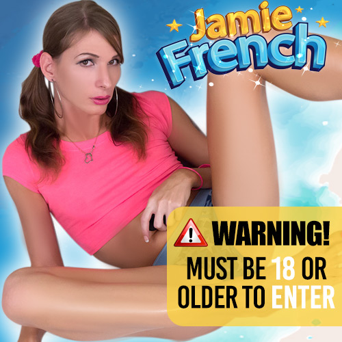 Shemale Jamie French